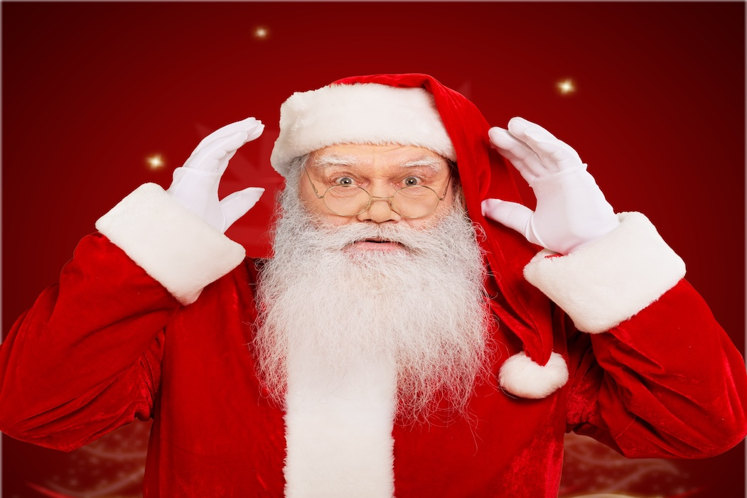 Frustrated Santa Claus issued IRS Penalty | CTR Payroll Pittsburgh
